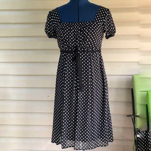 Merona | Polka Dot Retro Dress